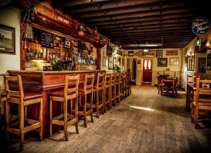 Lakeside Pub, Lough Derg, River Shannon | Larkins Snug, Garrykennedy
