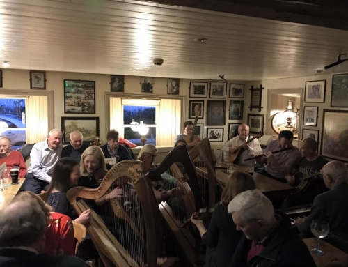 Traditional Irish Music- Sunday Session