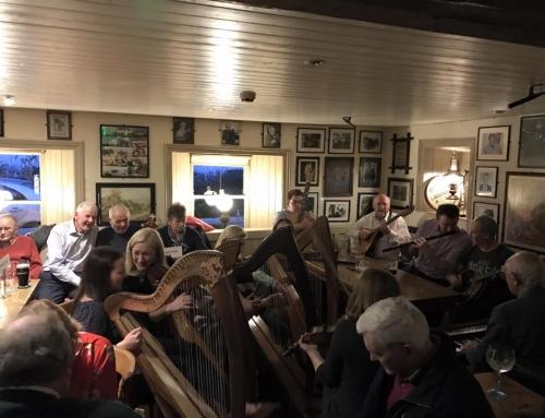 Traditional Irish Music- Sunday Session