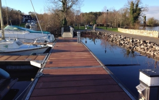 Sleeping Afloat on Lough Derg | Larkins Bar Garrykennedy