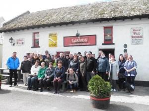 Touring Groups to Larkins Bar & Restaurant