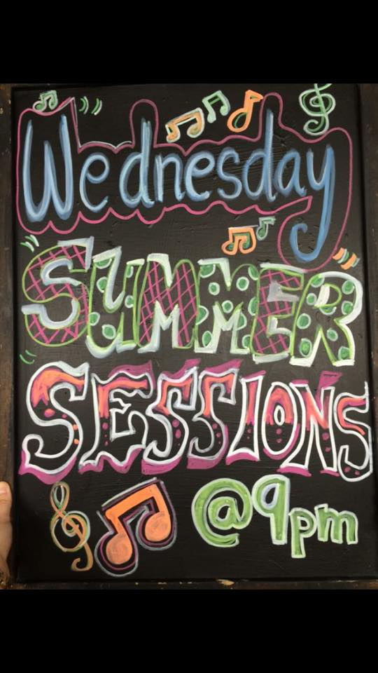 Wednesday Summer Sessions in Larkins Bar Garrykennedy